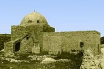 Rachel's tomb 1930's