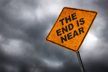 End-of-World-the-end-is-near-sign